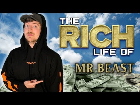 Mr Beast The Rich Life FORBES 2019 Money Spent Money Earned Money Given Away