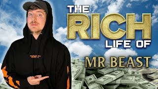 Mr Beast   The Rich Life   FORBES 2019 ( Money Spent, Money Earned, Money Given Away )