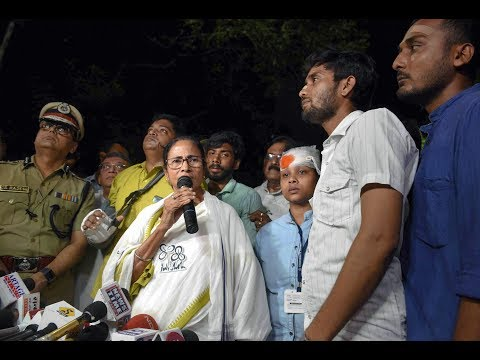 Xxx Mp4 TMC Vs BJP In Bengal CM Mamata Banerjee Addresses Media 3gp Sex