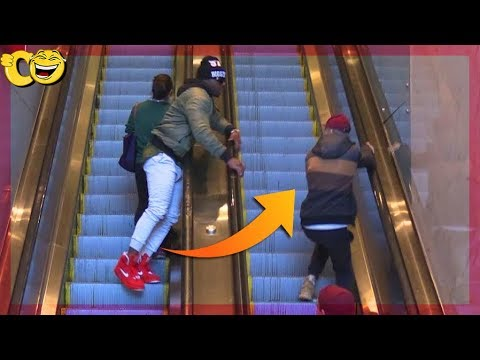 Xxx Mp4 What Happens When You Touch A Stranger On The Escalator 3gp Sex