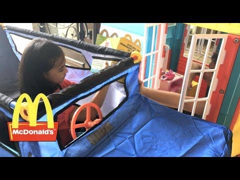 McDonalds Drive Thru Pretend Play Saves The Day Toys Academy