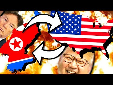 Xxx Mp4 North Korea USA Swapped Hearts Of Iron 4 HOI4 Millennium Dawn 3gp Sex