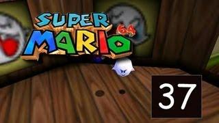 Super Mario 64 - Big Boos Haunt - Ride Big Boo's Merry-Go-Round - 37/120