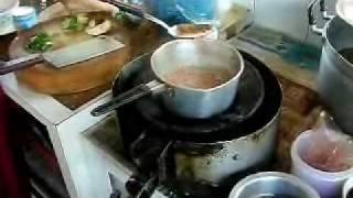 Lemongrass Soup (Tom Yum Kung)