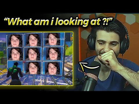 SypherPK Reacts To Fortnite Memes That Make You REEEE