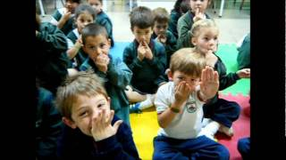 Teaching English to preschool children