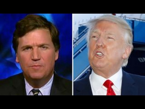 Tucker Carlson reacts to President Trump s remark on Sweden