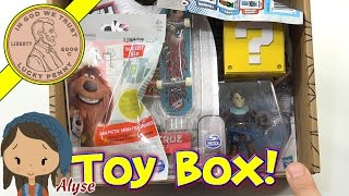 Toy Box Monthly Surprise Subscription Box - 6 Minifigure Toys