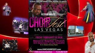 HWCF2016 Stellar Award Edition Las Vegas Pt1
