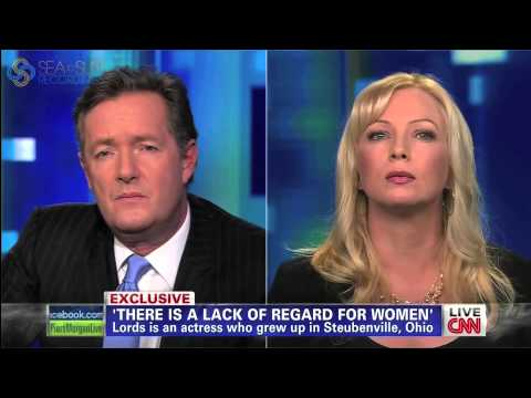 Xxx Mp4 Traci Lords Piers Morgan Live Interview On CNN March 14 2013 3gp Sex