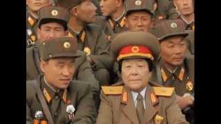 PSY - GANGNAM STYLE (강남스타일) - Pyongyang Style - Remix and parody