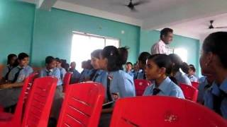 Chemistry Professor in a School in Bengal, India -Part 1