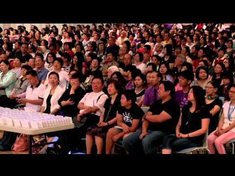 20150712   祝福主日   新店行道會