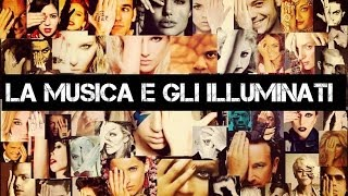La Musica e gli Illuminati [Coldplay, Kylie Minogue, Madonna, Lindsay Lohan]