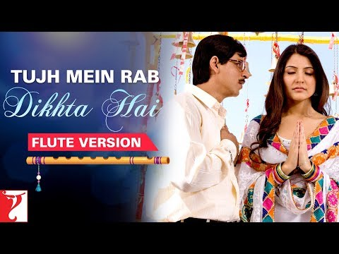 Flute Version: Tujh Mein Rab Dikhta Hai | Rab Ne Bana Di Jodi |Salim-Sulaiman| Jaideep | Vijay Tambe