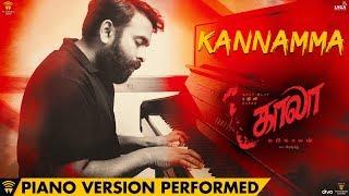 Kannamma - Piano Version Performed by Santhosh Narayanan   Kaala   Rajinikanth   Pa Ranjith