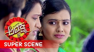 Chikkanna Kannada Comedy | Sharan Saves Ravishankar Cow Scenes | Adhyaksha Kannada Movie