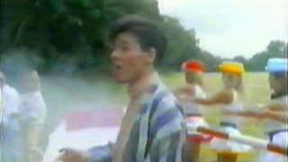 EDDY HUNTINGTON - Back Into the USSR (Italo Disco Video Clip)
