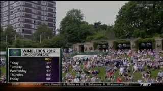 2015 ESPN Wimbledon Intro