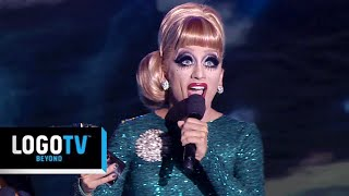 Bianca Del Rio's Acceptance Speech | NewNowNext Awards