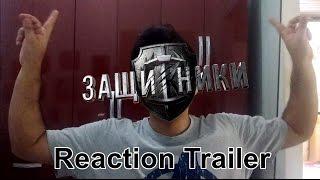 Guardiões (Защитники) [Reaction Trailer]
