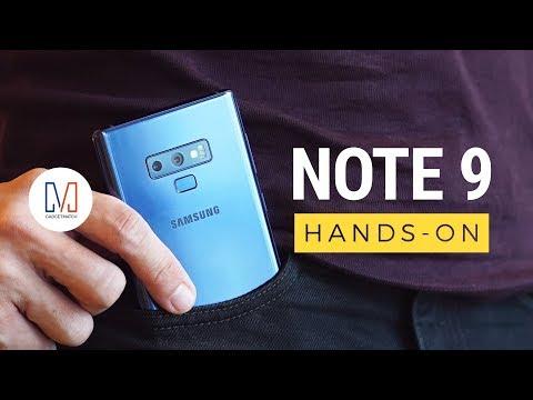 Samsung Galaxy Note 9 : Mightier S Pen