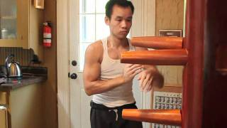 Wing Chun Wooden Dummy form