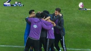 أهداف مباراة الميناء 2-1 النجف | الدوري العراقي الممتاز 2016/17 الجولة 17