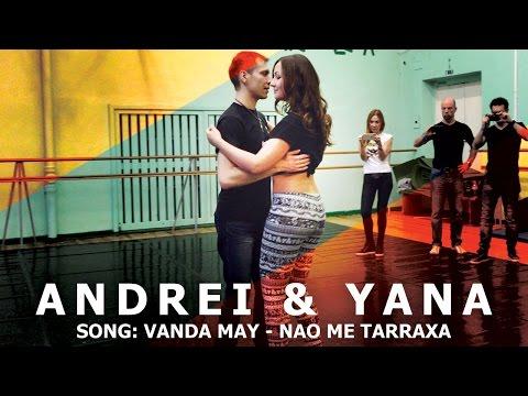 Xxx Mp4 Andrei Yana Tarraxinha Kizomba Dance Demo 2016 HD Vanda May Nao Me Tarraxa 3gp Sex