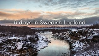 8 days in Swedish Lapland - Travel film by Tolt #3
