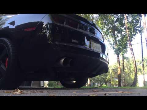 2010 Camaro SS Night Fury Cam