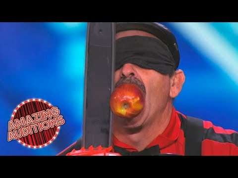 Xxx Mp4 America's Got Talent 2015 Most Dangerous Acts Of The Year Part 4 3gp Sex
