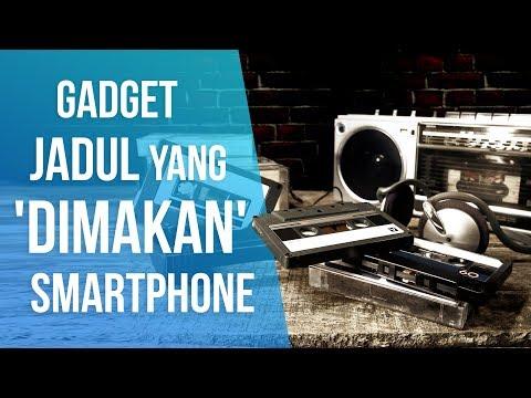 5 Gadget Populer Yang Berhasil Dikalahkan Oleh Smartphone