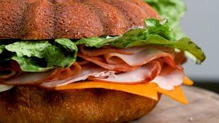 4-Flavor Sandwich Ring