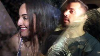 Sonakshi Sinha With Boyfriend Bunty Sajdeh Spotted At Sea Princess Hotel