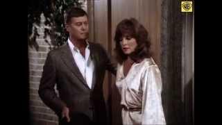 Dallas -  J.R.  vs Cliff Barnes 1 - english (Larry Hagman)