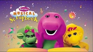 Barney's Musical Scrapbook (1997)