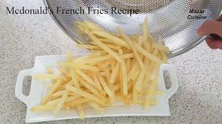 French Fries Recipe  Mcdonald