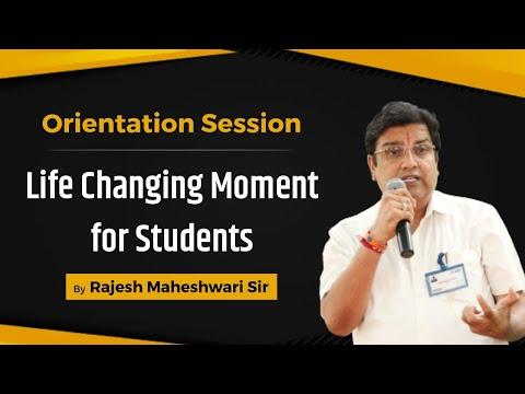 Xxx Mp4 ALLEN Career Institute Kota Orientation Session By Founder Director Rajesh Maheshwari Sir 3gp Sex