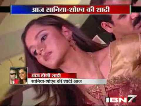 Xxx Mp4 Sania Mirza Shoeb Malik Wedding Announcement In Hindi Urdu 3gp Sex