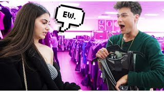 Beverly Hills Brat Goes Thrift Store Shopping at Goodwill! *she