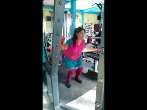 #sweta mishra full squat 42.5kg (93.5 pounds)