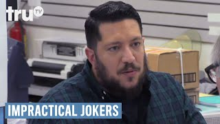 Impractical Jokers: Inside Jokers - Fax Your Balls | truTV