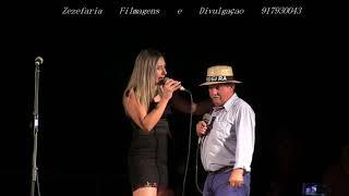 Zé Cachadinha e Cristiana Sá desgarradas, Feiras Novas 2017