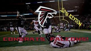 Congrats, Falcons! (2018 Edition)