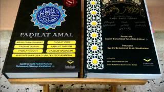 Doa Maulana Saad Kandhalawi Hafidzahullah