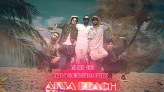 Tujhe Aksa Beach Ghuma du Popping choreography  Mik62.