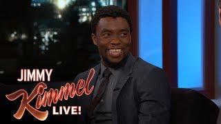 Chadwick Boseman Can