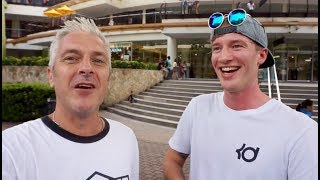 Meet and greet with TOP TRAVEL VLOGGER FINNSNOW - Philippine daily life