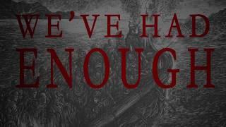 BEARPIT - A FEAR INSIDE (LYRIC VIDEO)